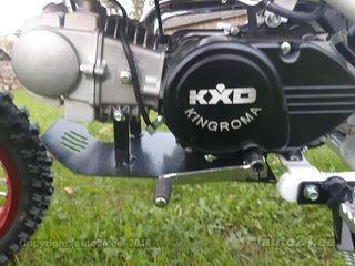KXD 612 PRO sport GT K125s 4 takti