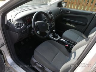 Ford Focus Turnier Style 1.6 TDCi 80kW