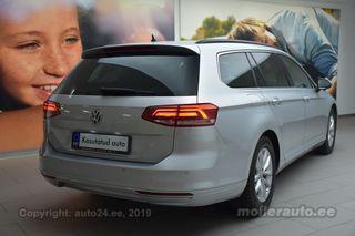 Volkswagen Passat Comfortline 1.4 92kW