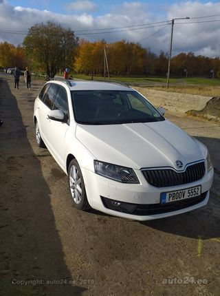 Skoda Octavia Executive 1.4 G-TEC 81kW