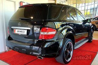 Mercedes-Benz ML 350 AMG 3.5 200kW