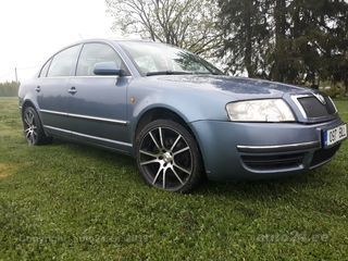 Skoda Superb 2.5 114kW