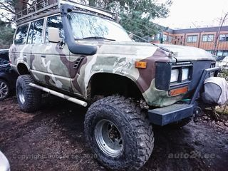 Toyota Land Cruiser Fj62 Offroad 4.0 3FE fuel injection 110kW