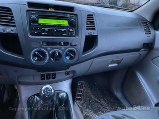 Toyota Hilux 2.5 88kW