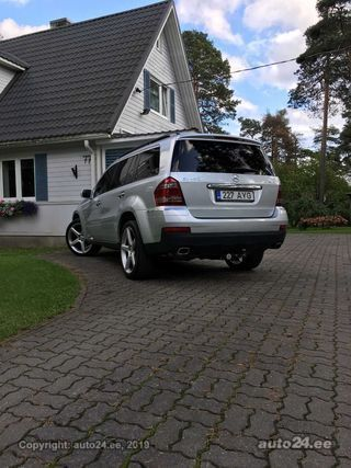 Mercedes-Benz GL 450 4.7 250kW