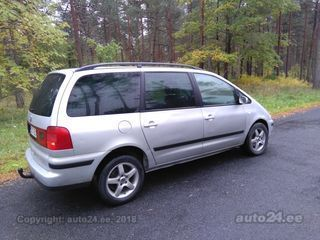 Volkswagen Sharan 1.9 85kW