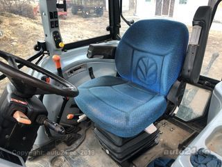 New Holland T5050 - auto24 lv