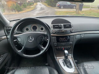 Mercedes-Benz E 270 Avantgarde 2.7 130kW