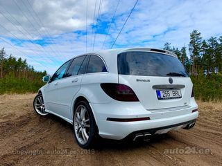 Mercedes-Benz R 320 BRABUS-Optic 4matic 3.0 165kW