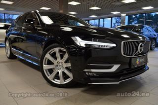 Volvo V90 AWD B&W INSCRIPTION XENIUM INTELLI SAFE WINTER 2.0 MY2017 FULL 173kW
