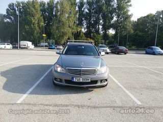 Mercedes-Benz C 200 1.8 135kW