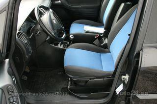 Opel Zafira 2.2 92kW