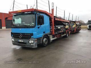 Mercedes-Benz Actros 1841L 300kW