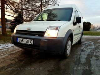 Ford Transit Connect 1.8 Tdi 66kW