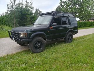 Land Rover Discovery Offroad 2.5 102kW