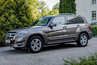 Mercedes-Benz GLK 250 BLUETEC 4MATIC 150kW