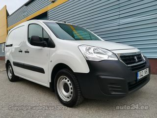 Peugeot Partner Active Tepee Blue HDi 1.6 72kW