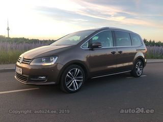 Volkswagen Sharan Highline 2.0 TDI Bluemotion 103kW