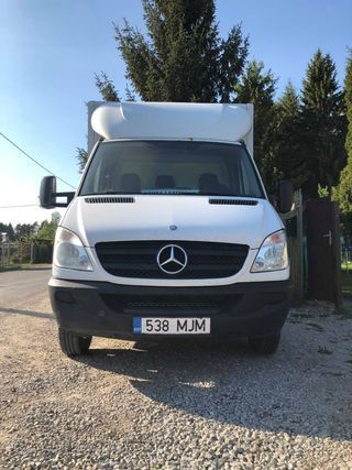 Mercedes-Benz Sprinter 515 CDI 2.1 110kW