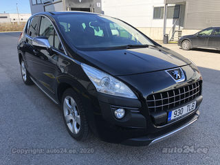 Peugeot 3008 HDI 2.0 110kW
