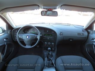 Saab 9-5 Sportcombi Facelift 2.0 Turbo 154kW