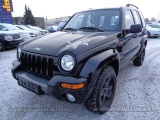 Jeep Cherokee Extreme Sport 2.8 CRD 110kW