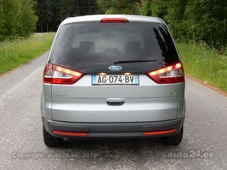 Ford Galaxy Ghia Facelift 1.8 TDCi 92kW