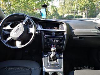 Audi A4 3.0 TDI 180kW