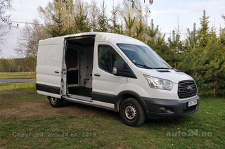 Ford Transit L2H2 TDCI Ambiente 2.2 TDCI 74kW