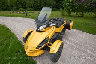 Can-Am Spyder RT 71kW