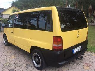 Mercedes-Benz Vito 108D 2.2 d 58kW