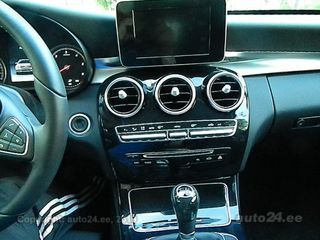 Mercedes-Benz C 180 d T BLUETEC 1.6 85kW