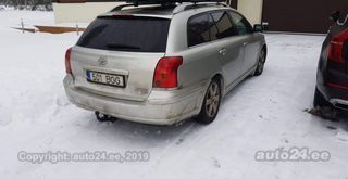 Toyota Avensis 2.0 T25 85kW