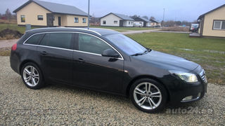 Opel Insignia Sports Tourer 2.0 96kW