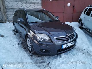 Toyota Avensis Executive Business Facelift 2.0 D4D 93kW