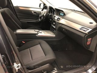 Mercedes-Benz E 220 2.1 CDI 125kW