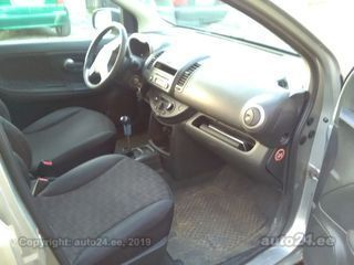 Nissan Note 1.4 65kW