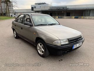 Opel Astra 1.6 r4 55kW