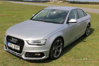 Audi A4 2.0 TDI 130kW