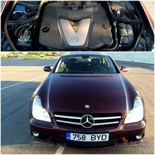 Mercedes-Benz CLS 320 SPORT 63 AMG STYLE 3.0 CDI 165kW
