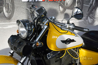 Honda VT 1100 Shadow V2 37kW