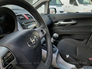 Toyota Auris Terra 1.6 VVT-i 97kW