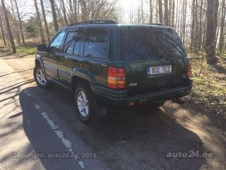 Jeep Grand Cherokee Limited LX 5.9 v8 177kW