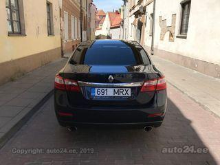 Renault Latitude Initiale Paris 3.0 V6 dCi 177kW