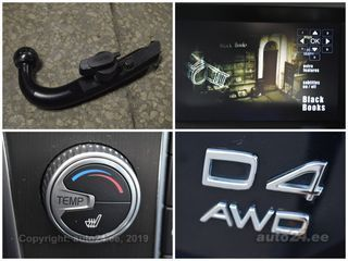 Volvo XC60 AWD D4 SUMMUM BUSINESS CONNECT MY2015 2.4 133kW