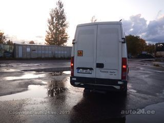 Iveco Daily 2.8 107kW