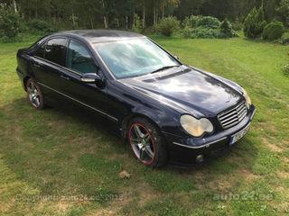 Mercedes-Benz C 220 2.1 2.2 105kW