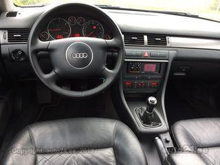 Audi A6 1.9 TDI 96kW