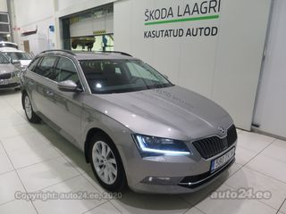 Skoda Superb AMBITION COMBI 1.4 TSI 110kW