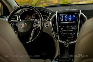 Cadillac SRX SRX4 3.6 234kW